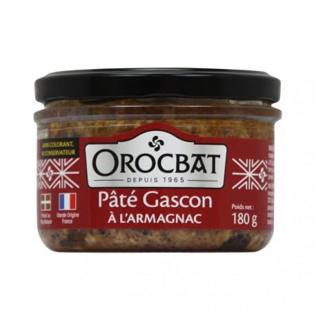 Pâté Gascon à l'Armagnac