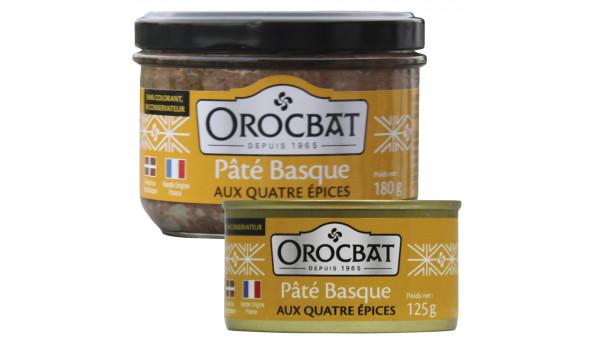 Four Spice Basque Pâté