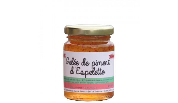 Jalea de pimienta de Espelette