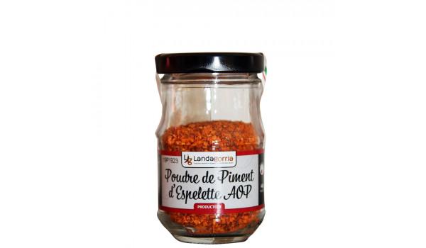 Poudre de Piment d'Espelette A.O.P.