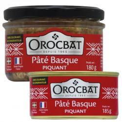 Spicy Basque Pâté