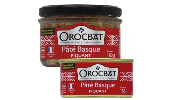 Paté Vasco Picante