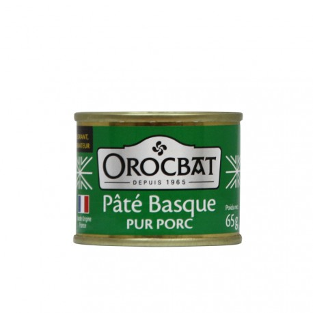 Pure Basque Pâté Pork