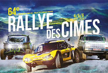 The 64th edition of the Rallye des Cimes will take place!