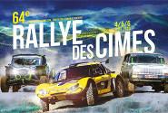¡La 64ª edición del Rallye des Cimes tendrá lugar!