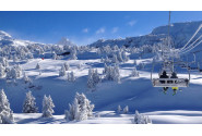 The Soule: mountains where it is good to ski!